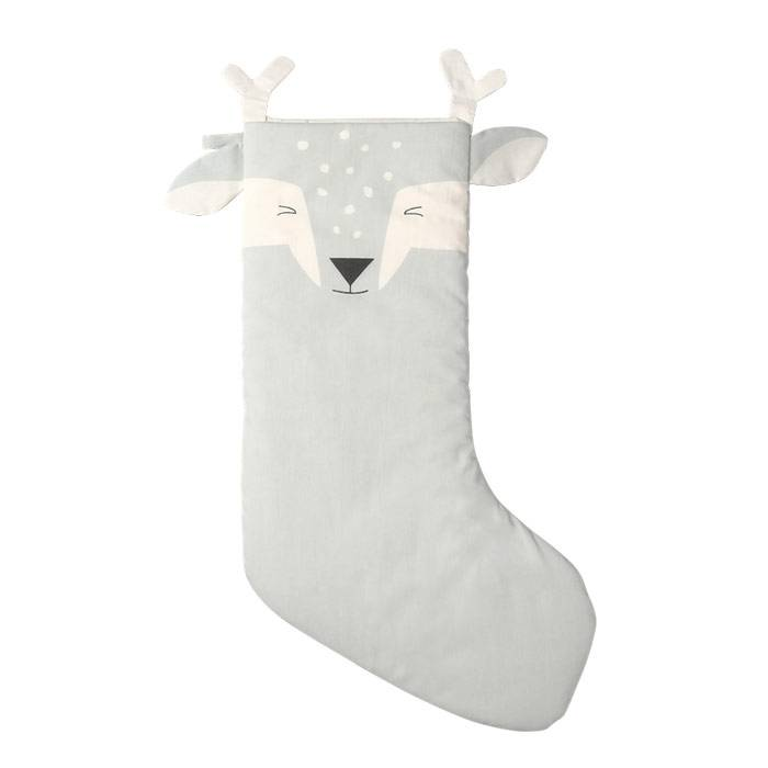 chaussette-noel-shy-fawn-gris