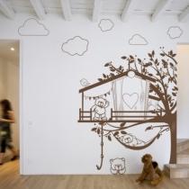 Cabane-dans-une-chambre-d'enfant