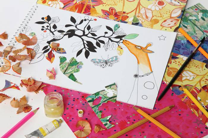cahier-activite-collage-coloriage-animaux-magique
