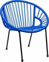 chaise-tica-scoubidou-bleue