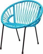 chaise-tica-scoubidou-bleue-turquoise