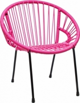 Jolie-chaise-tica-scoubidou-rose