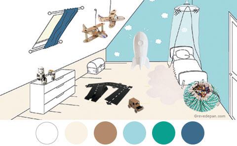 decoration-meuble-combles-chambre-enfant