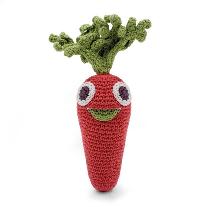 Charlotte la carotte au crochet - MyuM