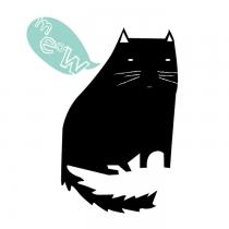 tatouage-ephemere-chat-meow