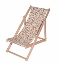 Transat-chaise-longue-enfant-motif-fraise