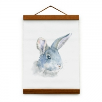 Tableau-canvas-portrait-lapin-chocovenyl