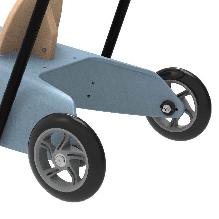 voiture porteur moto chou du volant bleu. Black Bedroom Furniture Sets. Home Design Ideas