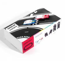 Circuit flexible 12 pcs + 2 voitures Speedway - Candylab WaytoPlay