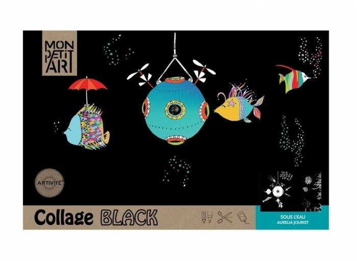 Coloriage Adulte Fond Noir.Cahier De Coloriage Fond Noir Et Or