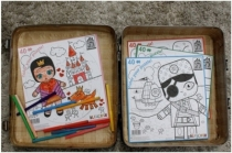 Bateau-pirate-puzzle-carton-coloriage