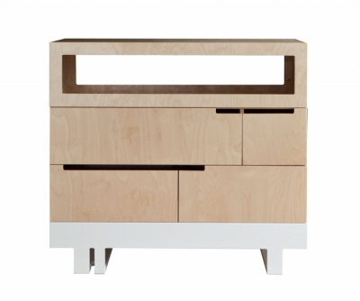 commode-bois-et-blanc-roof-collection
