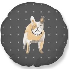 coussin-chien-corailindigo-aquarelle