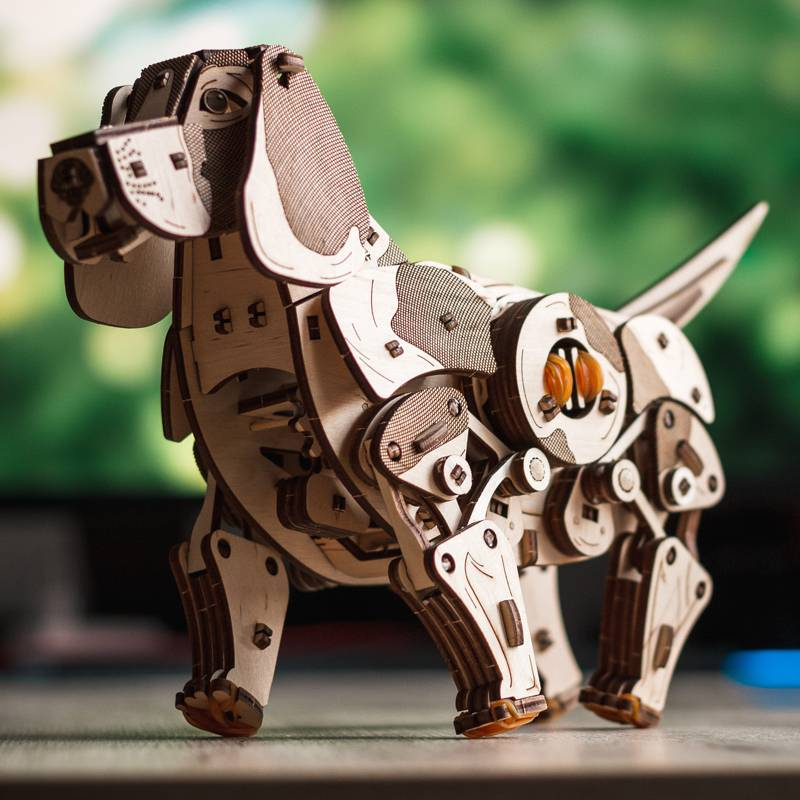 maquette-3d-animee-chiot-marchant