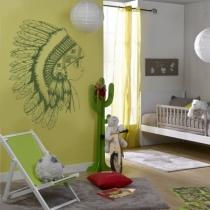 Idee-deco-chambre-enfant-indien
