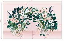 lilipinso-arche-de-fleurs-sur-fond-clair-papier-peint