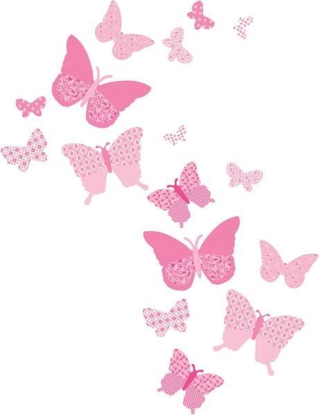 decor-chambre-enfant-papillon