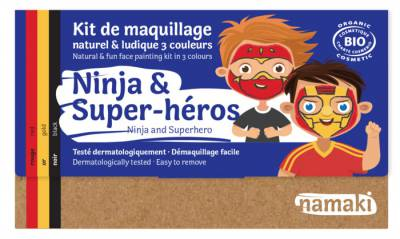 maquillage-deguisement-enfant-super-hero-ninja