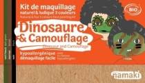 maquillage-dinosaure-camouflage-militaire-enfant