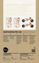 Comment-appliquer-les-stickers-fleurs-draisienne