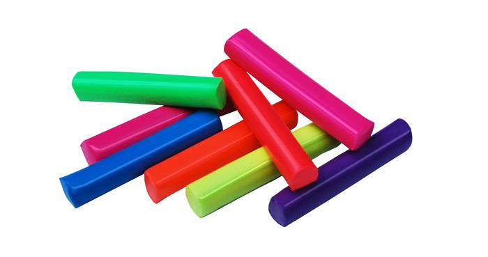 Etui de 30 crayons à la cire