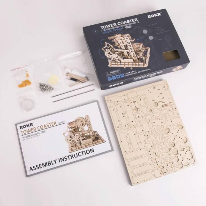 maquette-circuit-billes-robotime