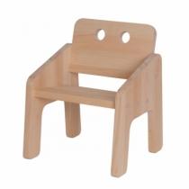 fauteuil-mini-boudoir-bois-massif-vis-rose
