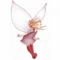 Fee-jolies-ailes-chambre-enfant-sticker