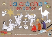 creche-en-carton-figurines