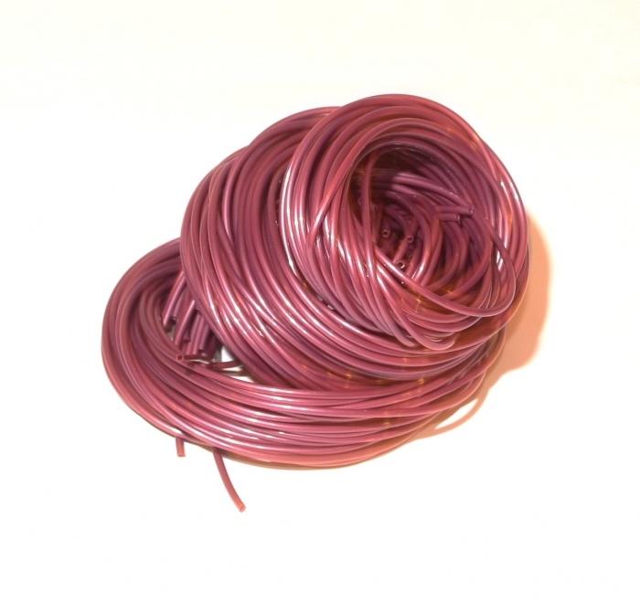 scoubidou-rouge-fushia-metal