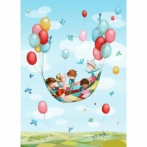Sticker-geant-fresque-enfant-ballons-acte-deco