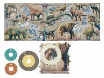 puzzle-dinos-explorer-350-pcs-londji