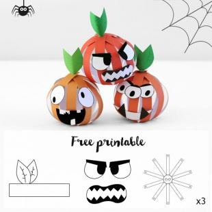free-printable-monstrueuses-citrouilles-d-halloween