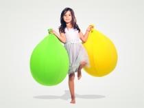 Chambre d\'enfant : osez la couleur