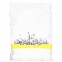 housse-de-couette-enfant-en-coton-blanc-imprimee-frise-jaune-Ikyome