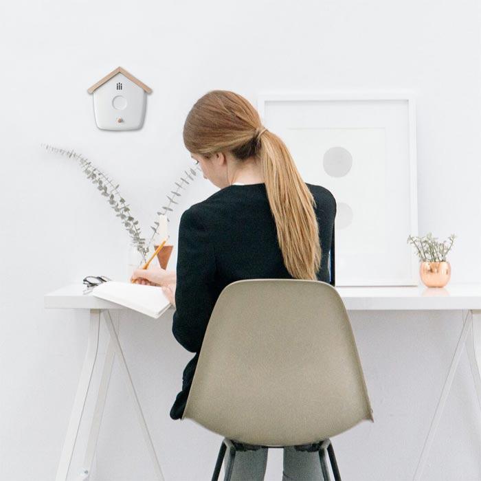 detecteur-de-fumees-design-dans-bureau