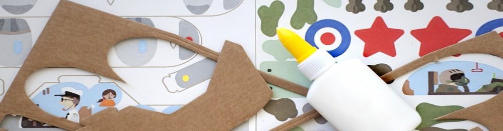 Des jouets assember et d corer - Jeux de chambre een decorer ...