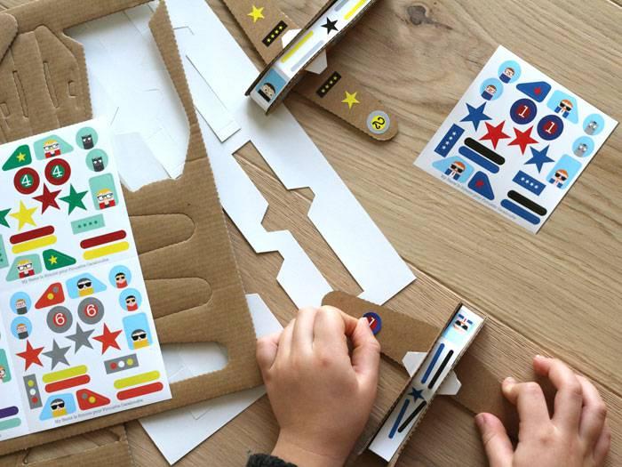 avions-carton-activite-creative