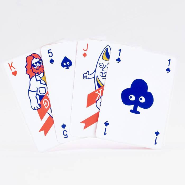 Jeu de cartes - Omy
