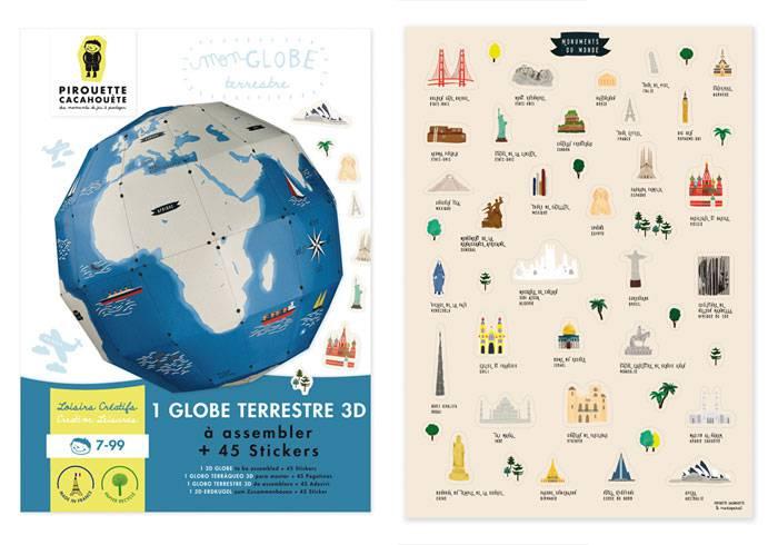 globe-terrestre-carton-jeu-pirouette-cacahuete