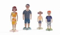 figurines-londji-paper-family