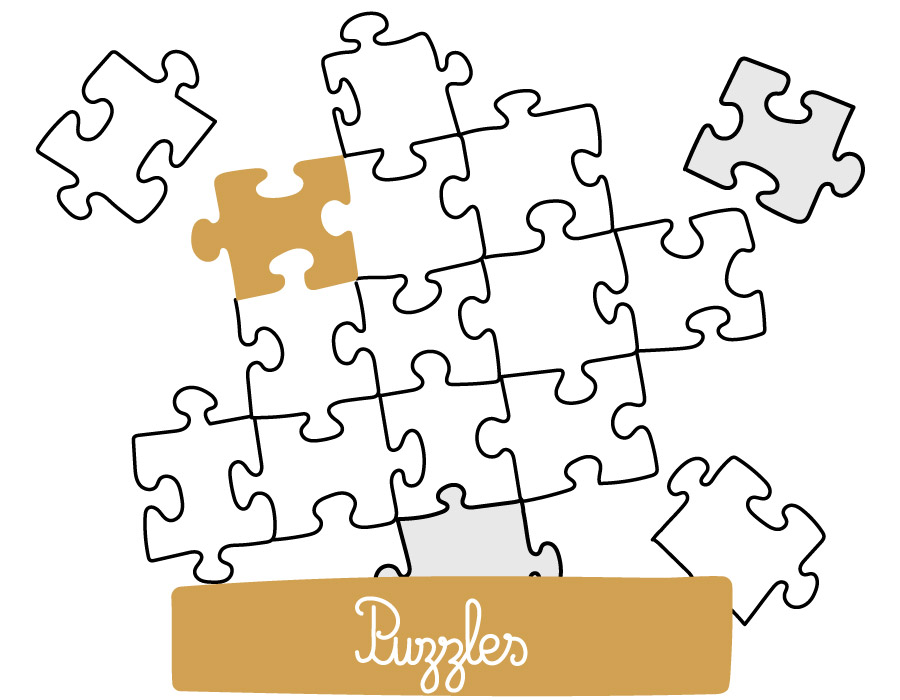 Puzzles et maquettes