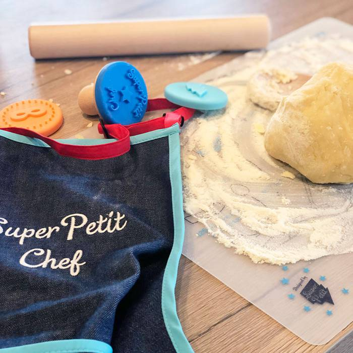 Kit biscuits - Super Petit Chef