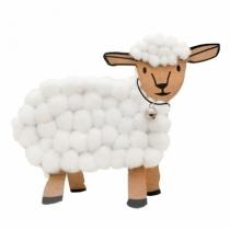 travaux-manuels-enfants-mouton-en-coton