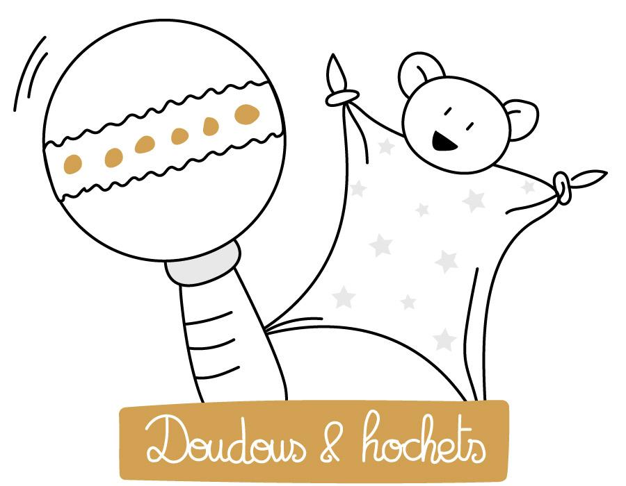 Doudous et Hochets