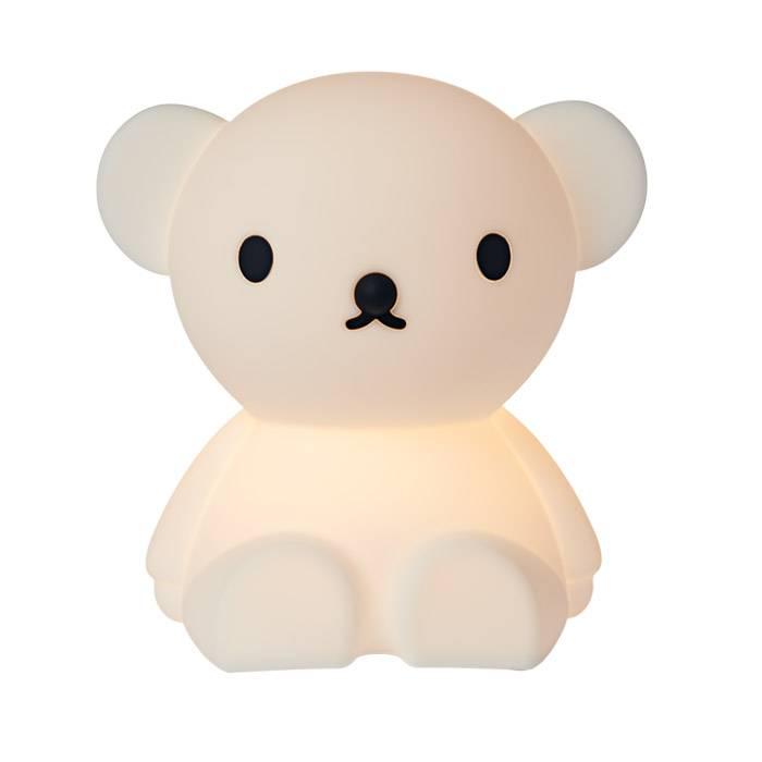 Lampe Miffy & friends - First Light - Boris 21 cm