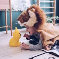 Lampe Miffy & friends - First Light - Lion 26 cm