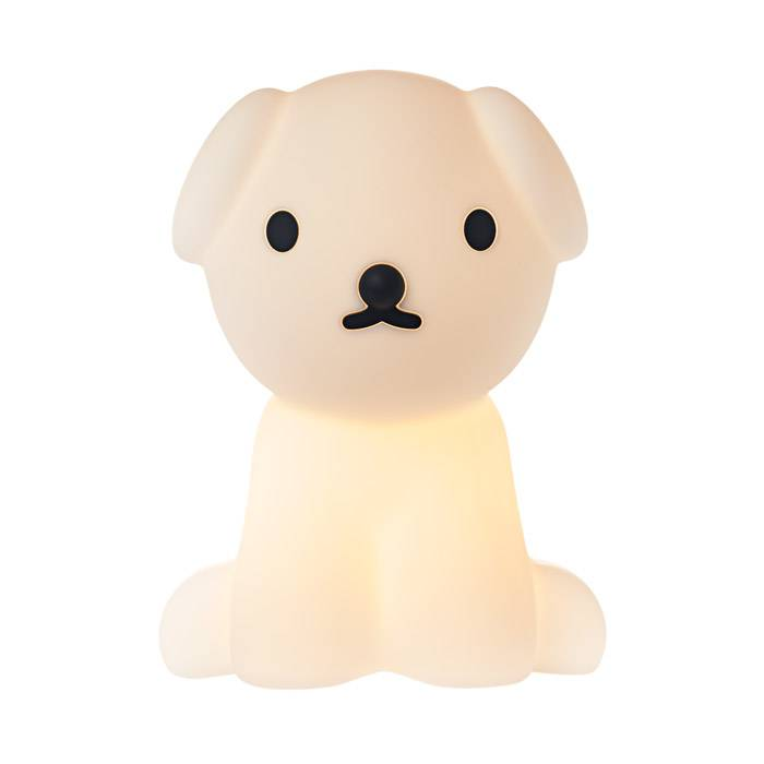 Lampe Miffy & friends - First Light - Snuffy 30 cm