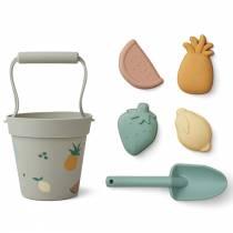 kit-pour-la-plage-6-pieces-dante-fruits-bleu-gris-liewood