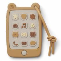 jouet-imitation-en-silicone-telephone-liewood